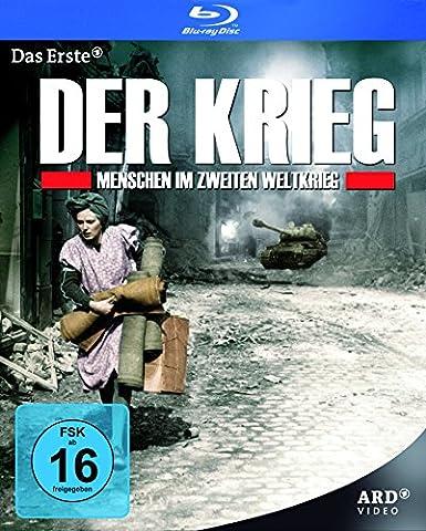 Der Krieg - Menschen im zweiten Weltkrieg (Apokalypse) (Blu-Ray)