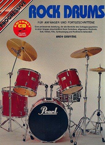 Progressive Rock Drums (+CD): für Schlagzeug (dt)