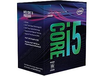 Intel Core i5 8500 Socket 1151 - 8. Nesil 3.0GHz 9MB Önbellek 14nm İşlemci