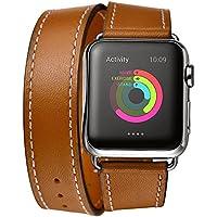Ubmsa, cinturino adattatore per orologio Apple, in