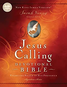 NKJV, Jesus Calling Devotional Bible, eBook: Enjoying Peace in His Presence di [Nelson, Thomas]