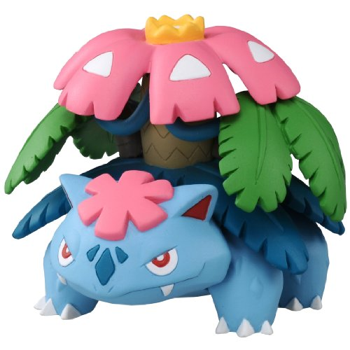 Takaratomy SP-14 Official Pokemon X and Y Mega Venusaur Figure