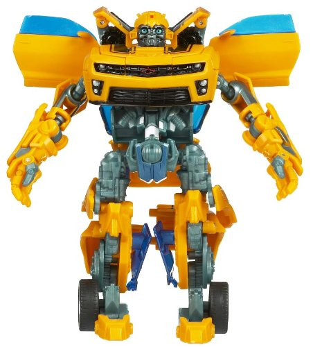 TRANSFORMERS Movie 2 - REVENGE OF THE FALLEN - DELUXE CLASS - CANNON BUMBLEBEE - ca. 14 cm lang OVP - Hasbro