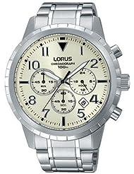 Lorus reloj hombre Cronógrafo RT333FX9