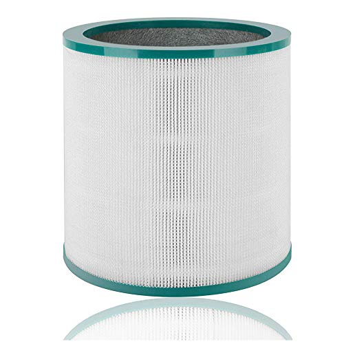 iAmoy HEPA Filter Ersatz kompatibel with Dyson Pure Cool Link TP02 TP03 TP00 AM11 Luftreiniger