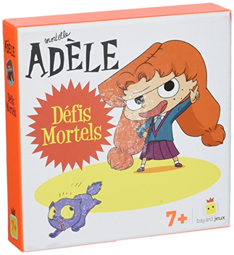 Jeu Mortelle Adèle - Défis mortels par Mr TAN