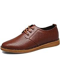 THWS Herrenschuhe atmungsaktive Schuhe Sport und Freizeit, Grün 38