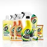 Cif/Domestos Essential Kitchen Kit Katzentoilette,