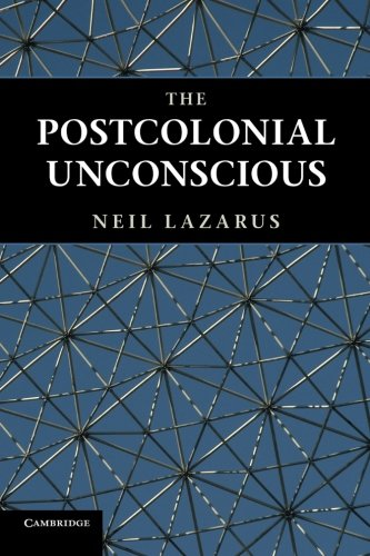 The Postcolonial Unconscious Paperback