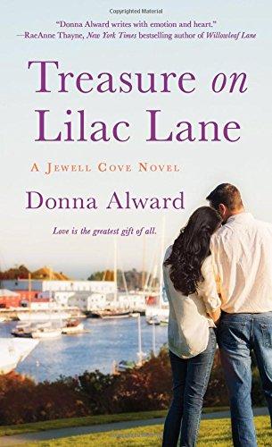 Treasure on Lilac Lane (Jewell Cove Novels)