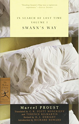 In Search of Lost Time: Swann's Way v. 1 (Modern Library)