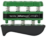 Gripmaster Handtrainer / Fingertrainer Medical X-Light, medium, Grün, 2,3 kg