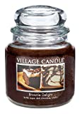 Village Candle Duftkerze 14 x 10 cm 899 g Warmer Brownie