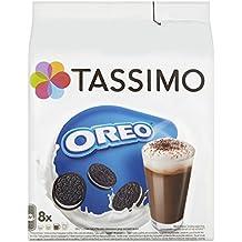 TASSIMO Oreo Chocolate Cápsulas de Café (Paquete de 5, ...