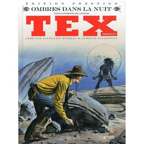 Tex, Tome 18 : Ombres dans la nuit