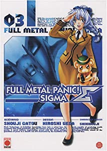 Full Metal Panic - Sigma Edition simple Tome 3