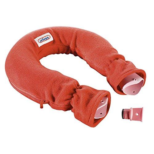 Nackenwärmflasche - rot