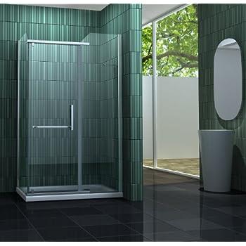 duschkabine enco 120 x 80 cm inkl duschtasse - Dusche 80 X 120 Cm