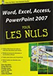 Word, Excel, Access, PowerPoint 2007...