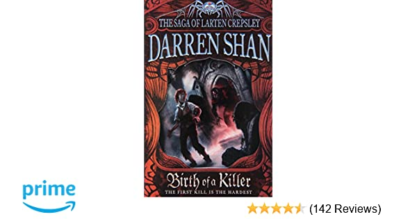 Birth Of A Killer Darren Shan Pdf