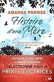 Histoire d'une mère (Fiction) (French Edition)