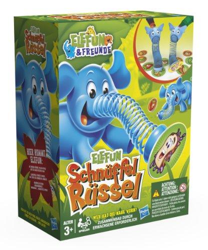 Preisvergleich Produktbild Hasbro 98909100 - Elefun Schnüffel Rüssel