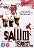 Saw 3 (Extreme Edition) [2006] [DVD]