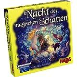 Haba - La Noche de las Sombras Mágicas -Juego de mesa, de 2 a 4 jugadores (4935) (importado)