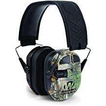 Walkers Juego Ear Muff Quads con AFT/eléctrica Ultimate Power - GWP-XPMQMO, 0.74, Realtree Xtra Camo