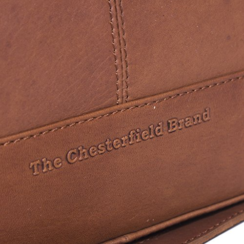 The Chesterfield Brand Borsa a spalla cognac