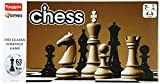 #8: Funskool Games Chess Set, Black and White