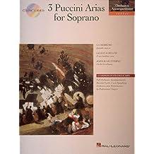 3 Puccini Arias for Soprano