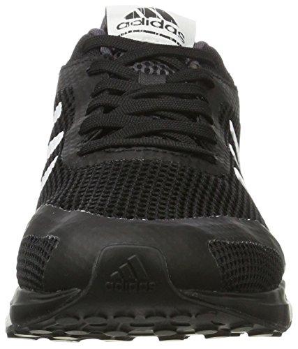 Adidas Response + M, Chaussures De Course À Pied Pour Homme Noir (core Black / Ftwr White / Utility Black)