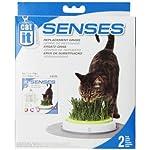 Catit Senses Grass Garden Refill Pack, Pack of 2 4