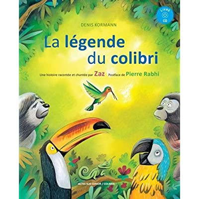 La légende du colibri