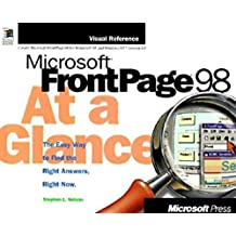 Microsoft FrontPage 98 (Visual Reference) by Stephen L Nelson (1999-05-06)