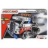 Meccano - 6042088 - Jeu de Construction -  Depanneuse de Course