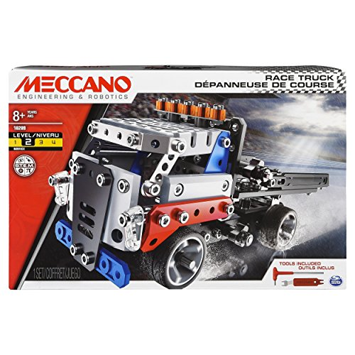 Meccano 6042088 Themed Race Truck/Large