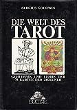 Die Welt des Tarot.: Geheimnis und Lehre der 78 Karten der Zigeuner. - Sergius Golowin