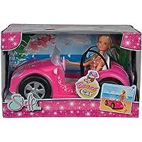 Simba 105738332 - Steffi Love Puppe im Strandauto
