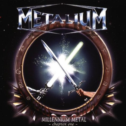 Millennium Metal: Chapter One by Metalium (1999-08-02)