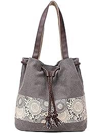 Manka Vesa Shoulder Bag For Girls Cute Canvas Cross Shoulder Bag For Women Clearance Vintage