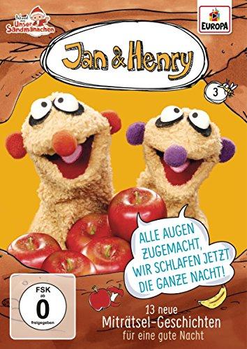 Bild von Jan & Henry - 03/Neue Miträtsel-Geschichten