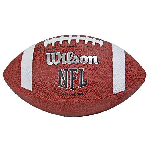 Wilson Offizielle NFL TDS Muster American Football