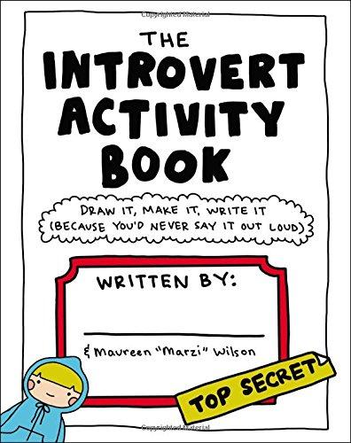 Introvert Activity Book (Introvert Doodles)
