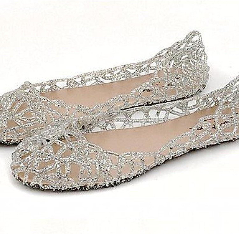 PDX/zapatos de la mujer Libo nuevo estilo caliente venta oficina/casual negro/oro/plata/rosa Comfort brillante...