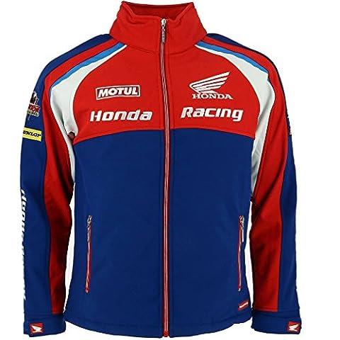 Honda Endurance TT Racing Soft Shell Veste Officiel 2017