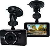 "OldShark® Full HD Dash Cam 3"" LCD 1080P 170 Degree Wide Angle In Car Camera with Night Vision G-Sensor WDR Parking Guard Loop Recording 32GB Card Included"