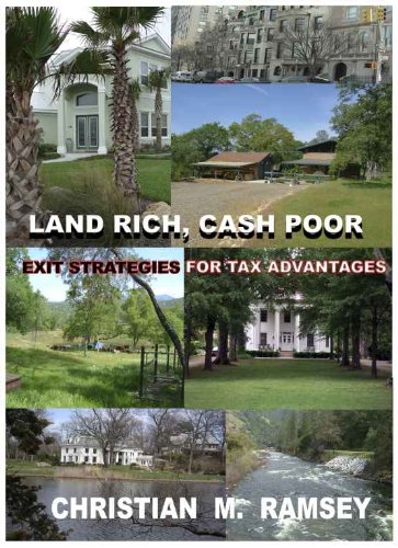Land Rich - Cash Poor (Estate & Gift Planning eBook): What the Owner of Property or Business Needs to Know to Create a Lasting Legacy (English Edition) Ramsey Electronics