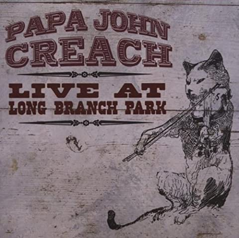 Long Branch Park 1983 by Papa John Creach